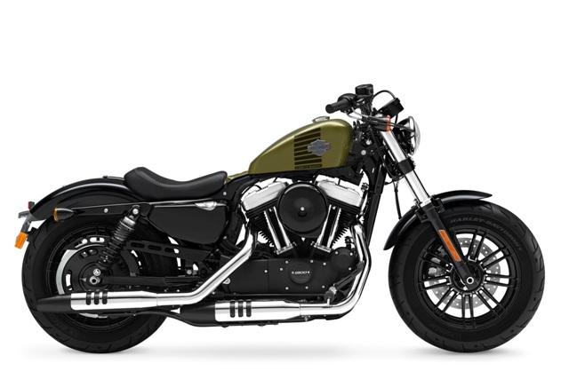2016 Forty-Eight. Sportster. INTERNATIONAL ONLY